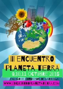 Folleto planeta tierra