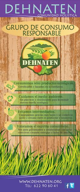 Flyer Consumo Dehnaten