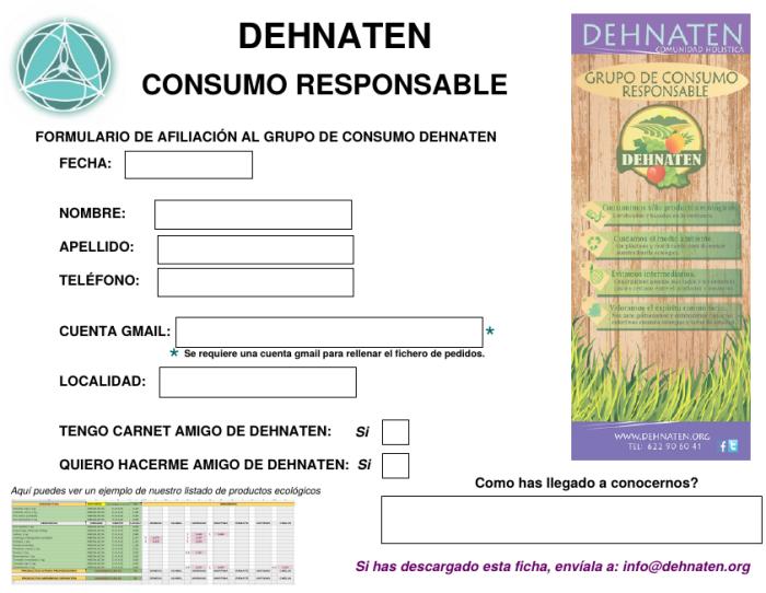 Pic Ficha Afiliación grupo de consumo Dehnaten1